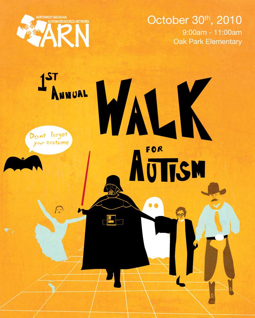 Northwest Michigan Autism Walk
