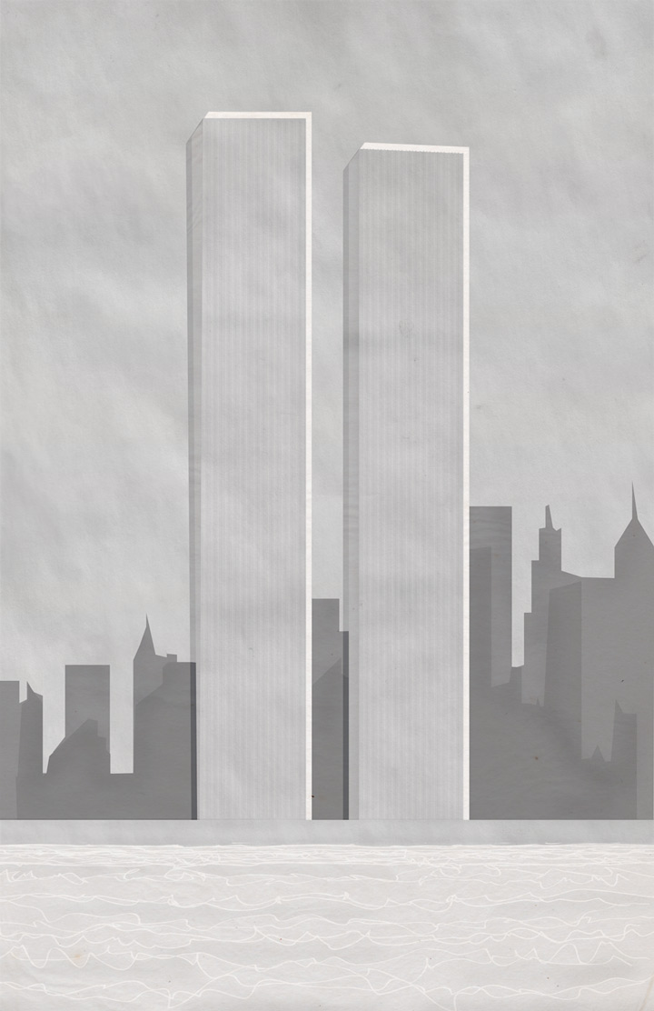 World Trade Center illustration