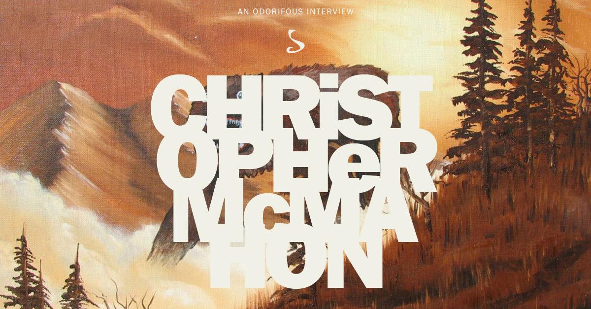 Chris McMahon Interview