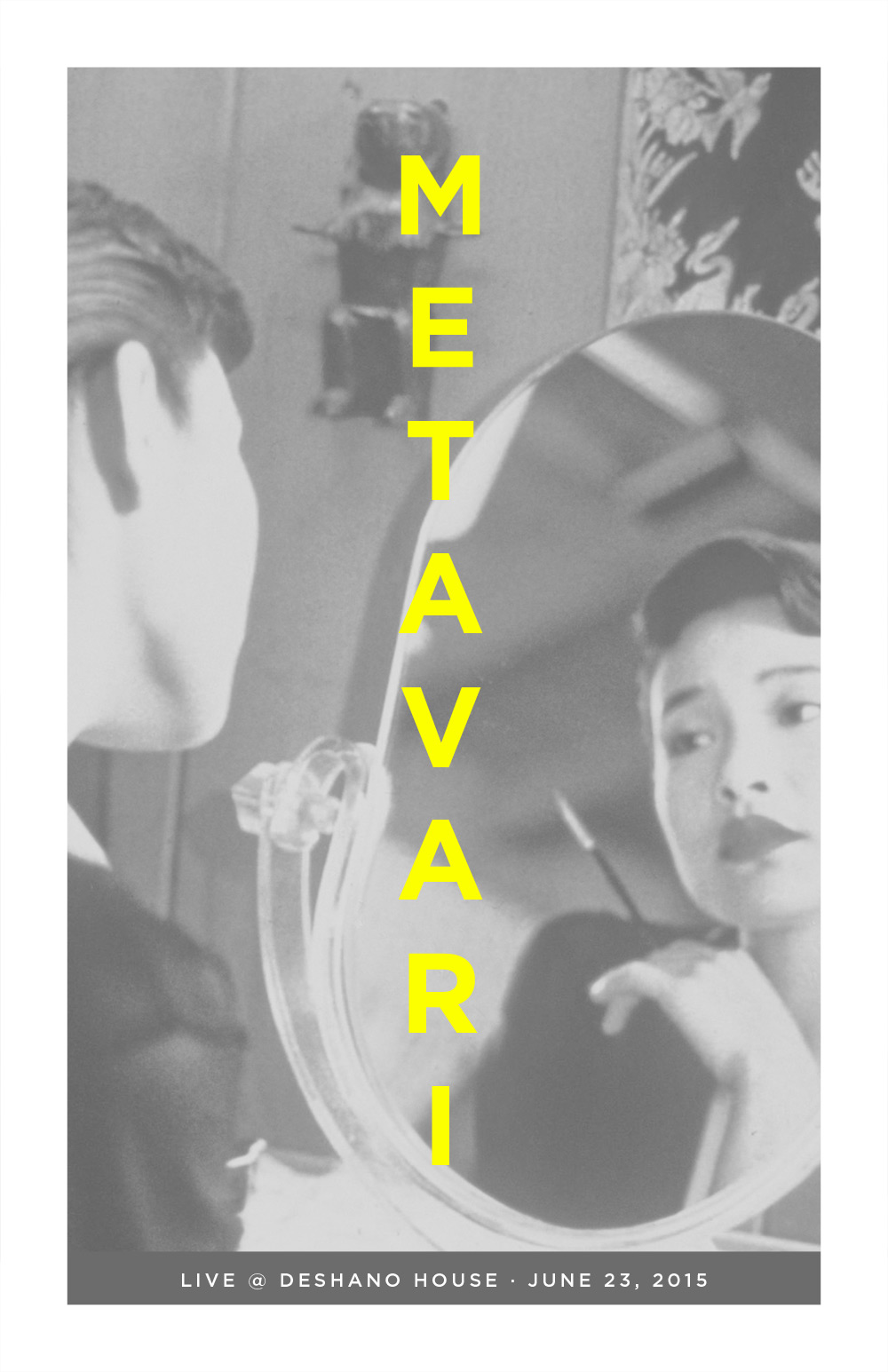 Metavari Poster - Twin Peaks Josie