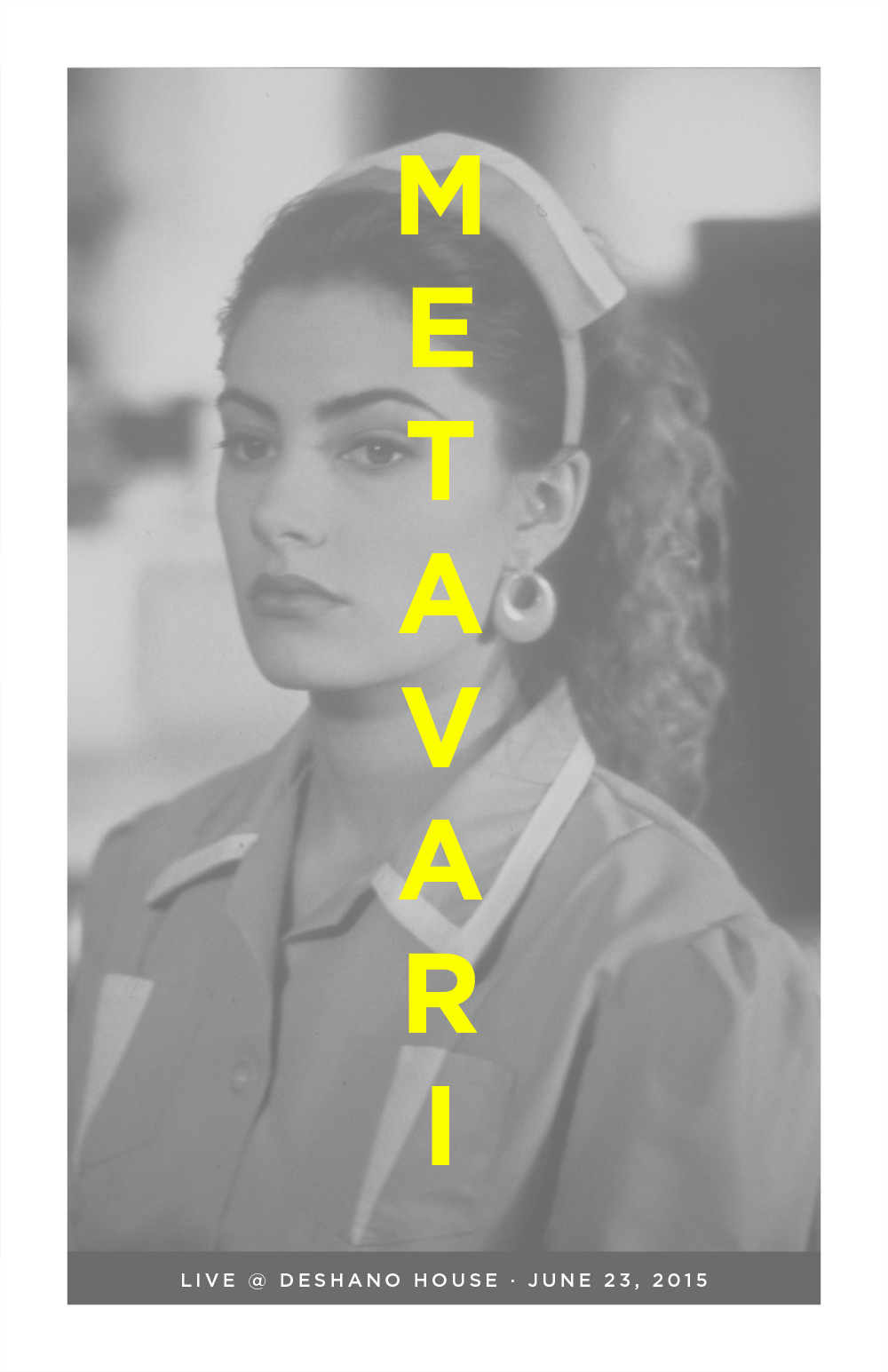 Metavari Poster - Twin Peaks Shelly