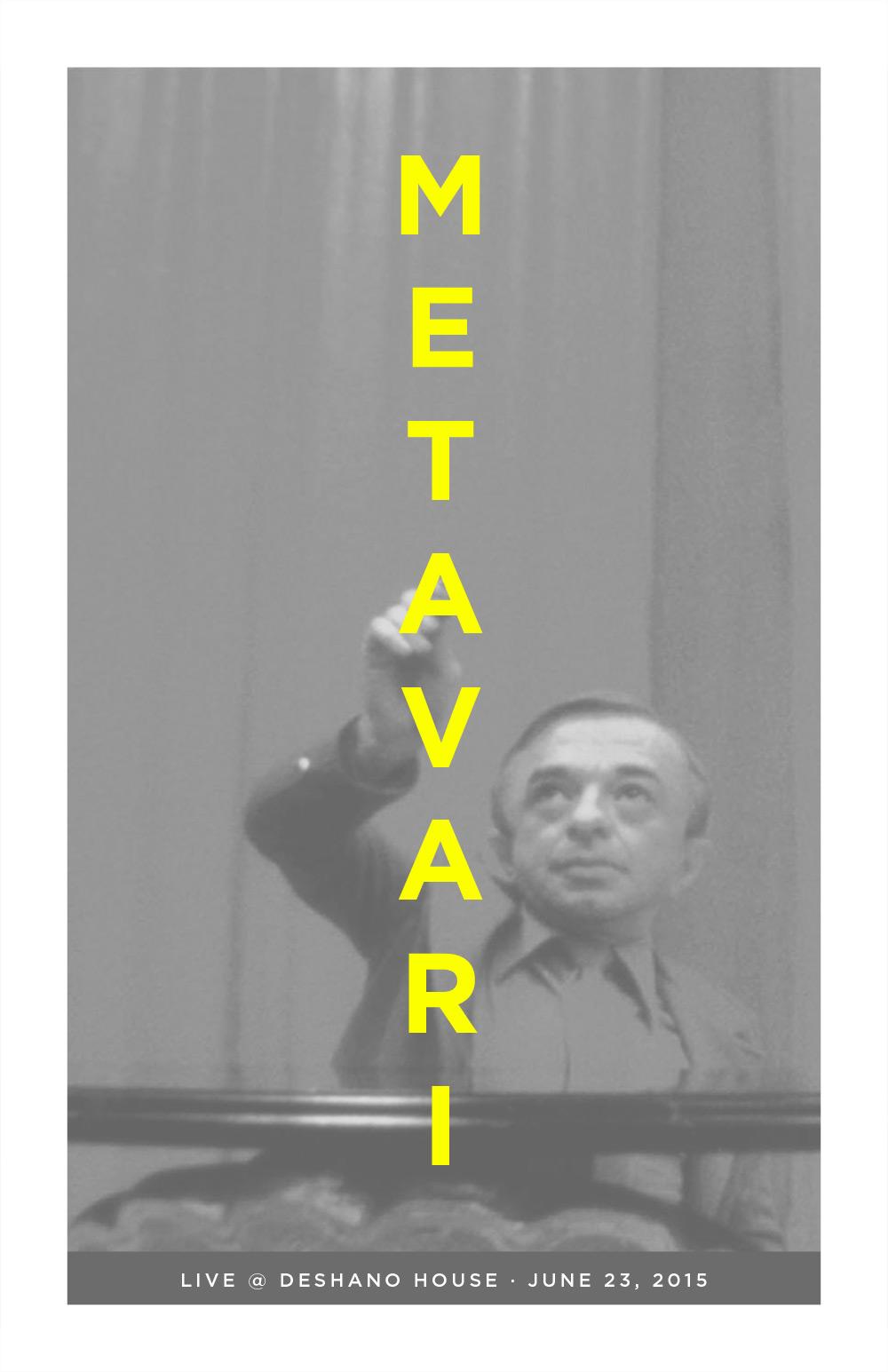 Metavari Poster - Twin Peaks Small Man