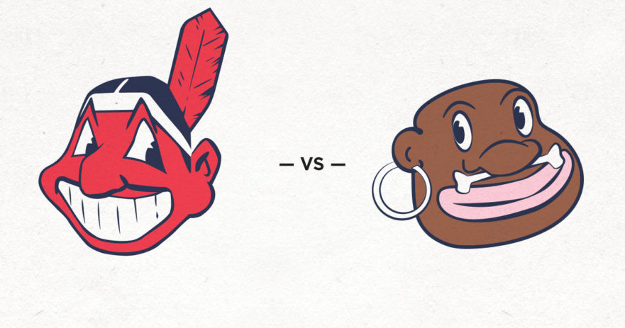 Cleveland Indians Racist Logo