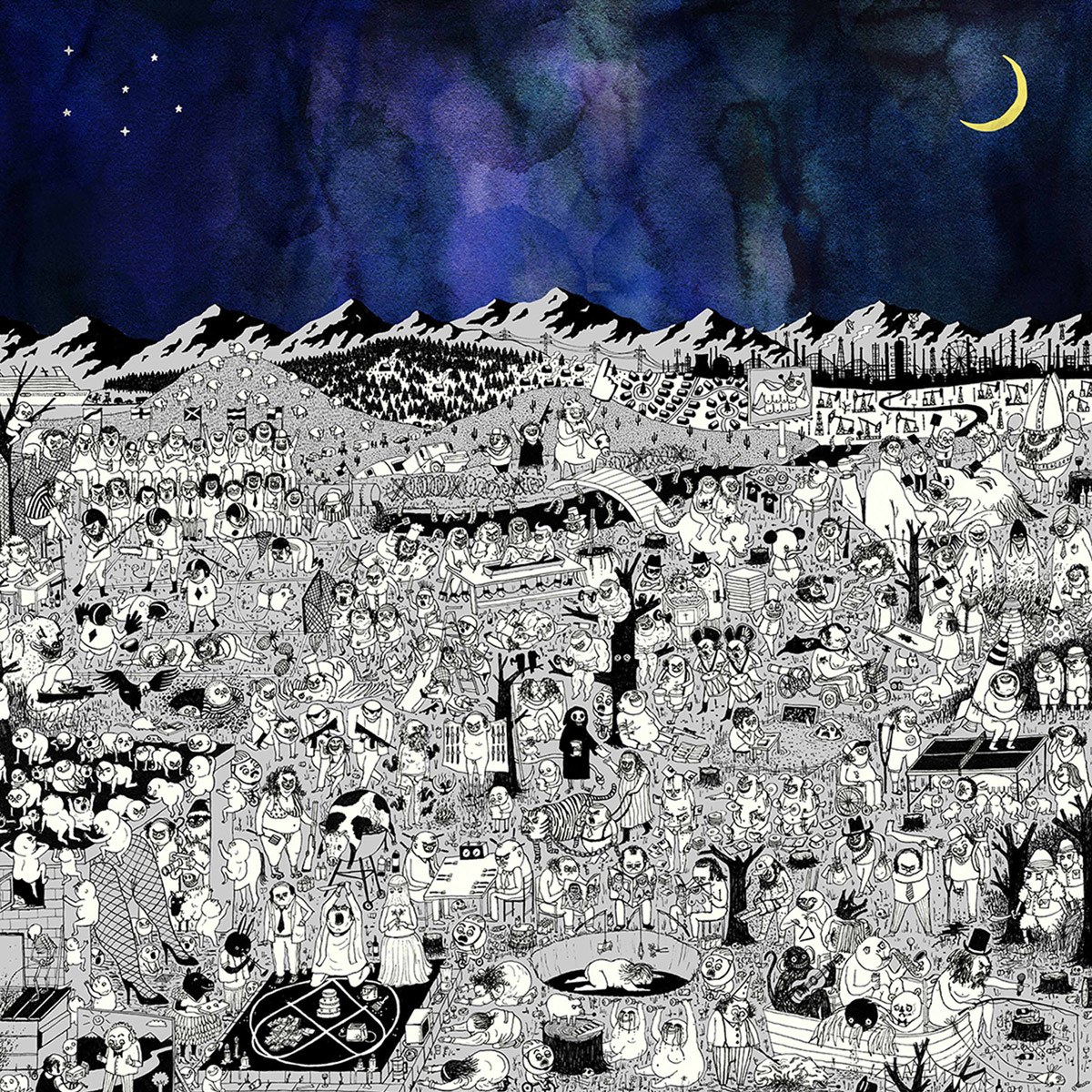 Father John Misty - Pure Comedy