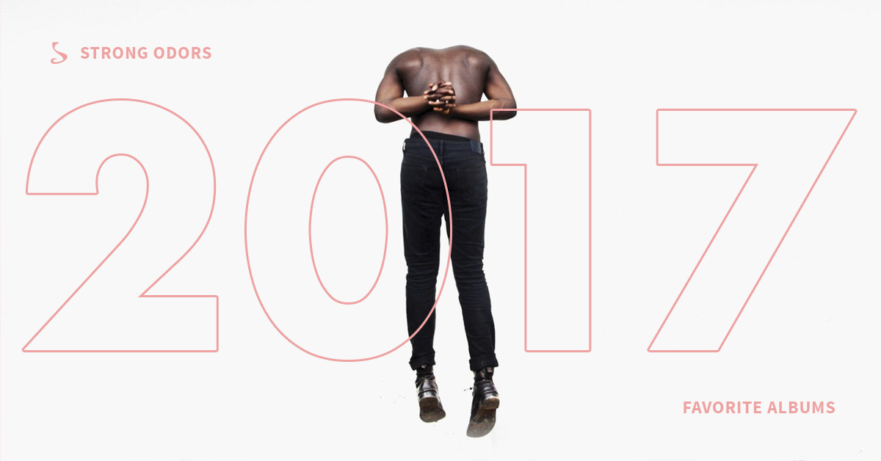 2017 Favorite Albums